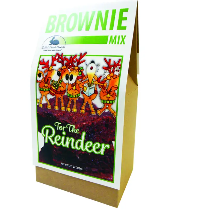 Brownie for the Reindeer-Lola Monroe Boutique