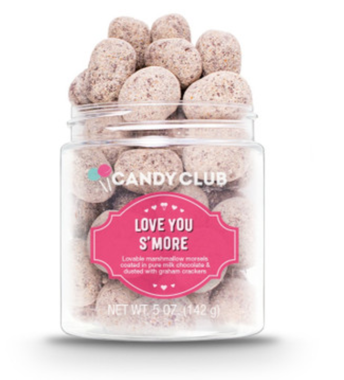 Valentine's Candy Club-Lola Monroe Boutique