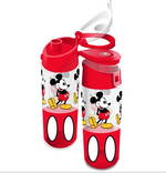 Disney Mickey & Minnie 20 Ounce Flip Top Water Bottle-Lola Monroe Boutique