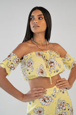 Flower Power Top & Pants Set