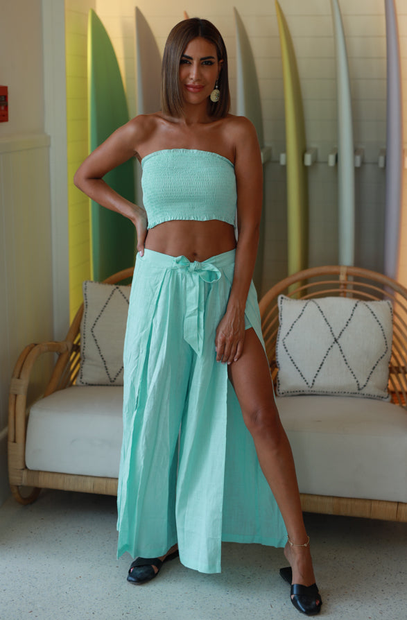 MINT ME THIS SUMMER CO-ORD SET
