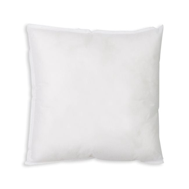 "100% Polyester Non-Woven Square Pillow Form - 14"" X 14"" - White"