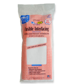 Fusible Interfacing 3 yards x 15 inches