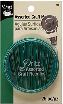 Assorted Craft Needles