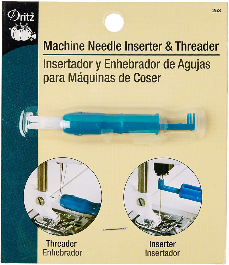 Machine Needle Inserter & Threader