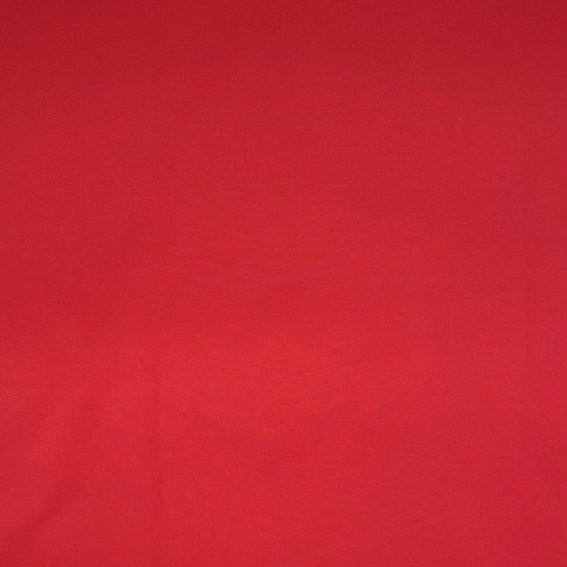 Stretch Satin Twill - Raspberry