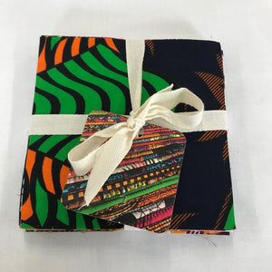 African Print Charm Packs