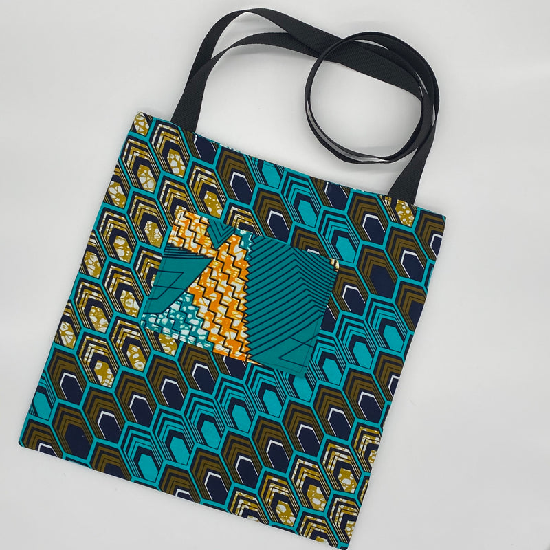Reversible Tote Bag Sewing Kit