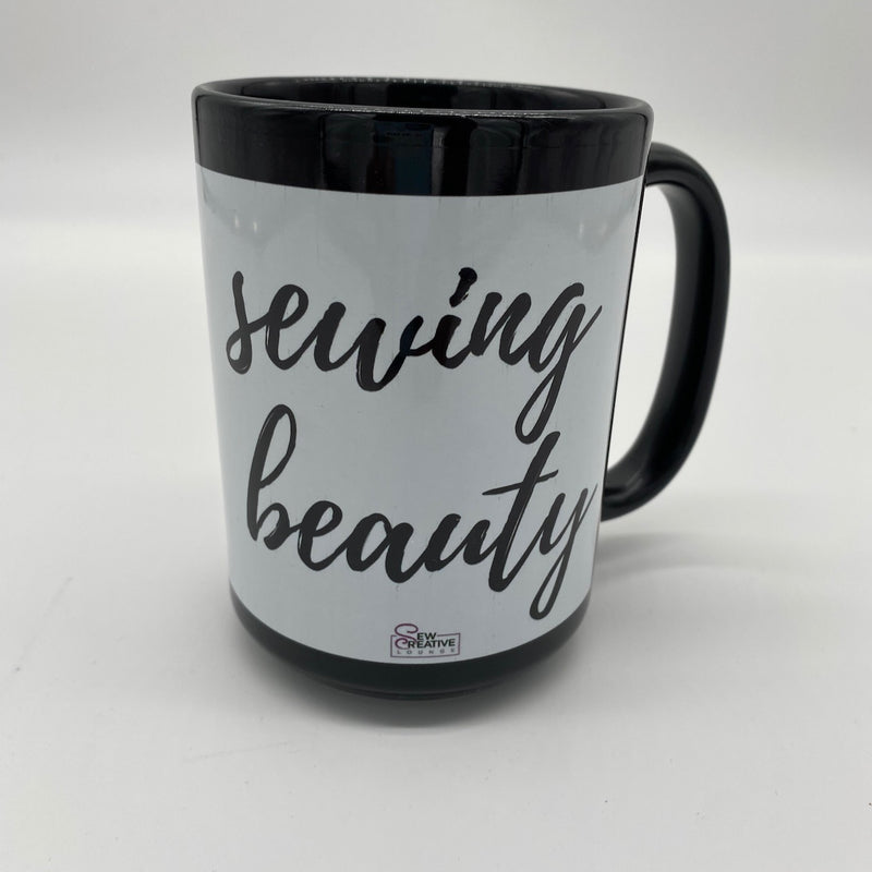 Sewing Beauty Mug