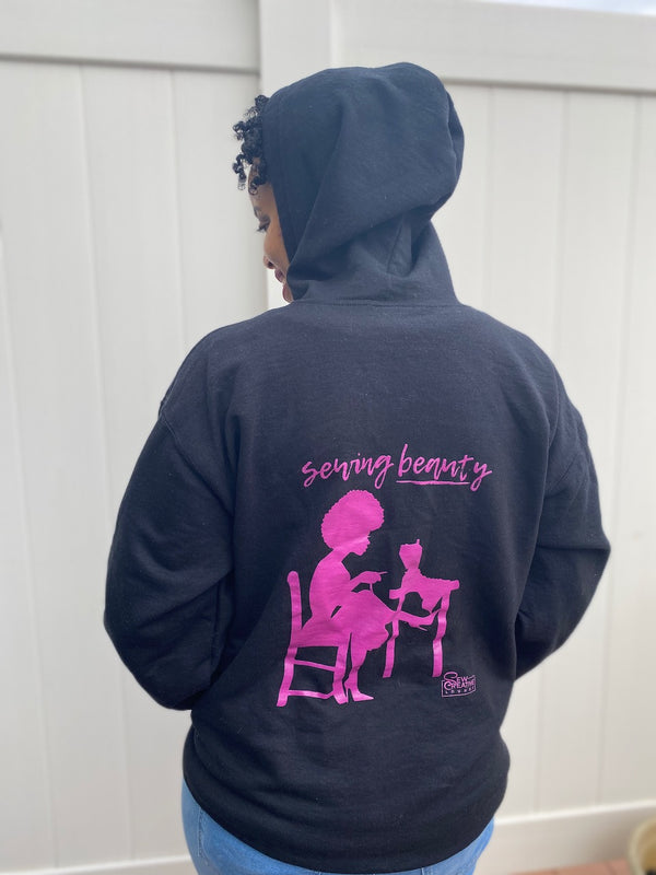 Sewing Beauty Hoodie