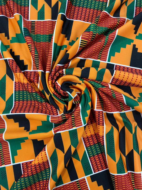 Stretch Kente