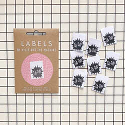 Ta Da Clothing Label