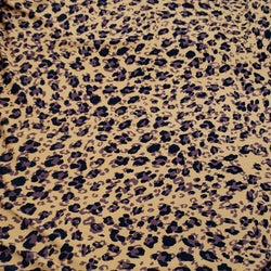 Knit Fabric - Leopard 1