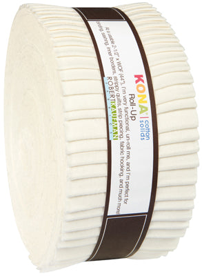 KONA Cotton Solid Jelly Rolls