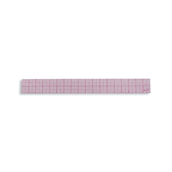 Beveled Plastic Ruler