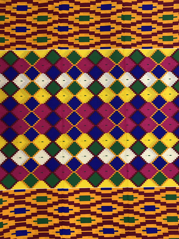Diamond Kente