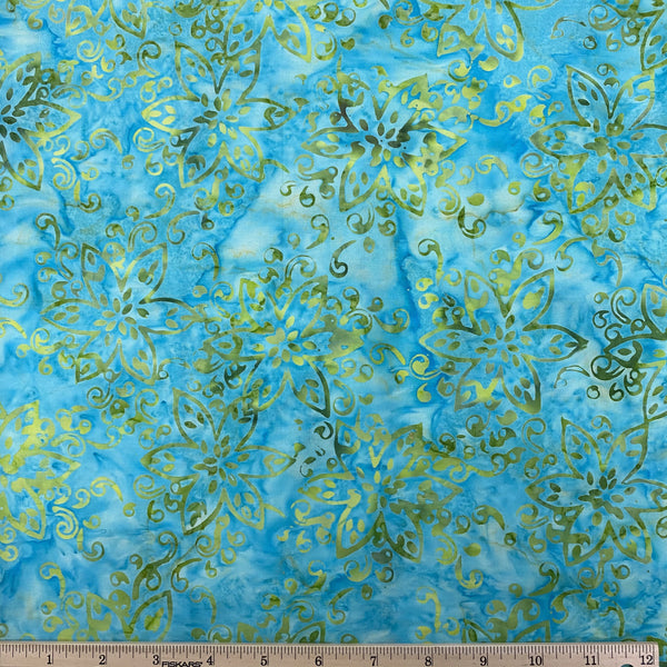 Blue Skies Handcrafted Batik