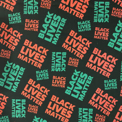 Black Lives Matter Fabric