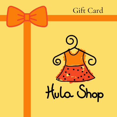 Hula Card is the Hula Shop Gift Card!!! You can buy it and send it to whoever you want... a gift ...