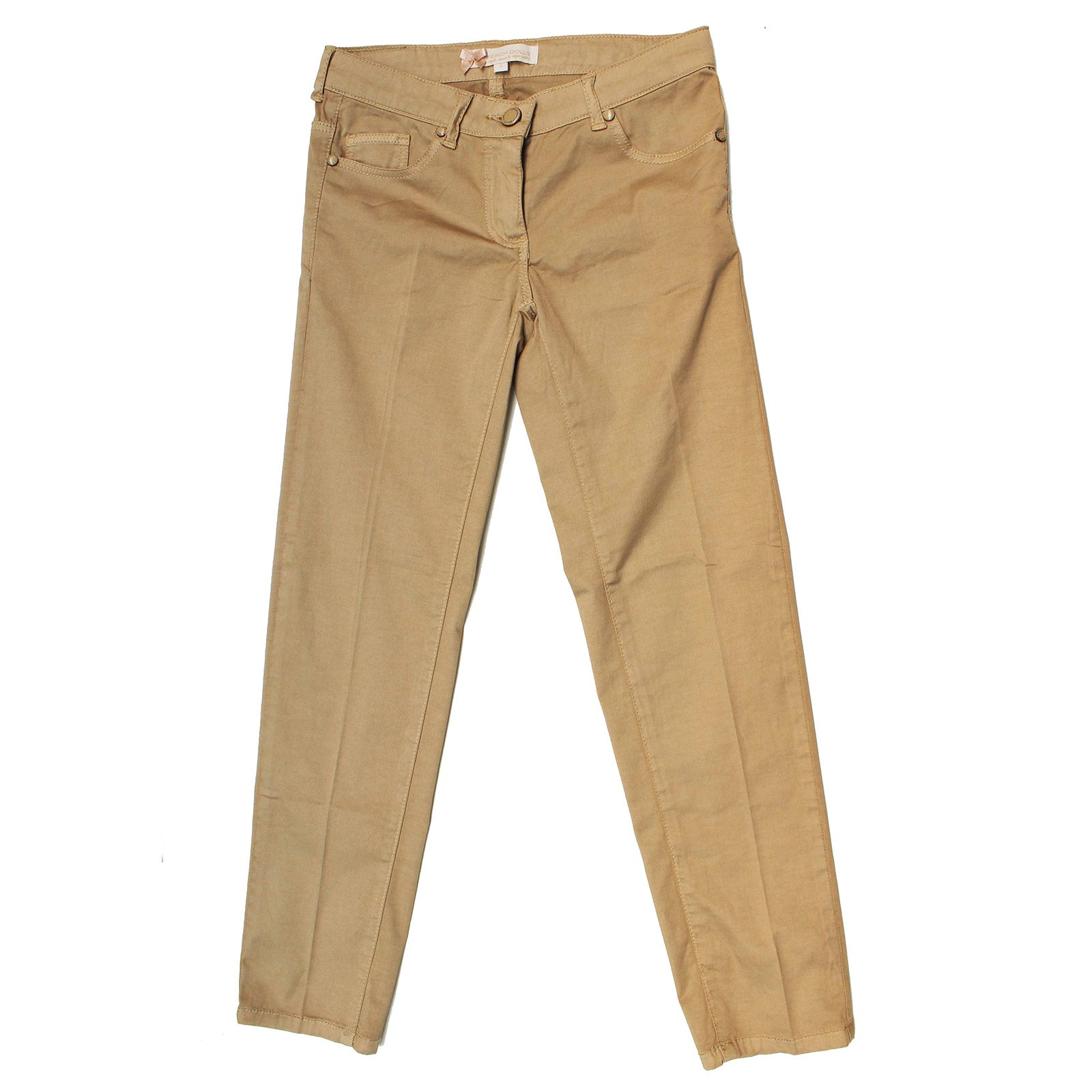 Trousers from the Silvian Heach girl's clothing line with adjustable five-pocket size inside. ...