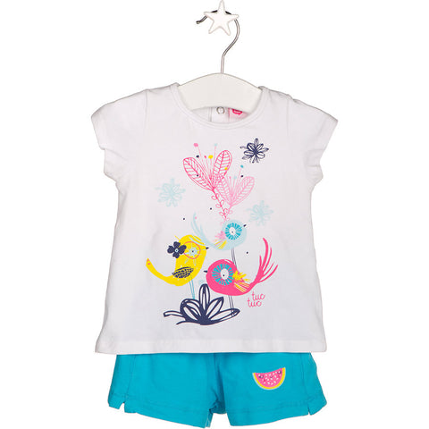 CONJUNTO PLAYA BIRDS HEAD