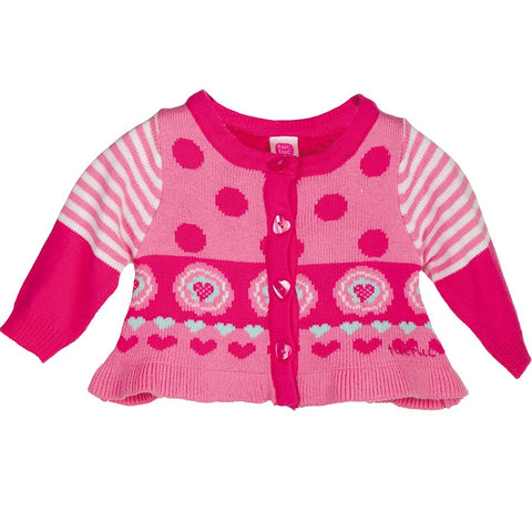 CHAQUETA TRICOT ICE PRINCESS