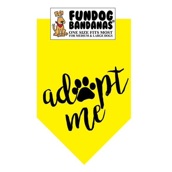 Wholesale 10 Pack - Adopt Me Neon - Assorted Colors - FunDogBandanas