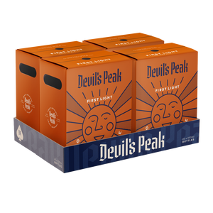 Devil's Peak First Light Golden Ale | 24 x 330ml NRBs | 4.5% ALC/VOL