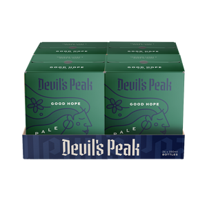 Devil's Peak Good Hope Pale Ale | 24 x 330ml NRBs | 4% ALC/VOL