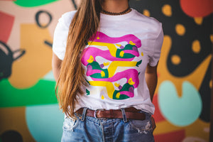 Juicy Lucy White T-shirt