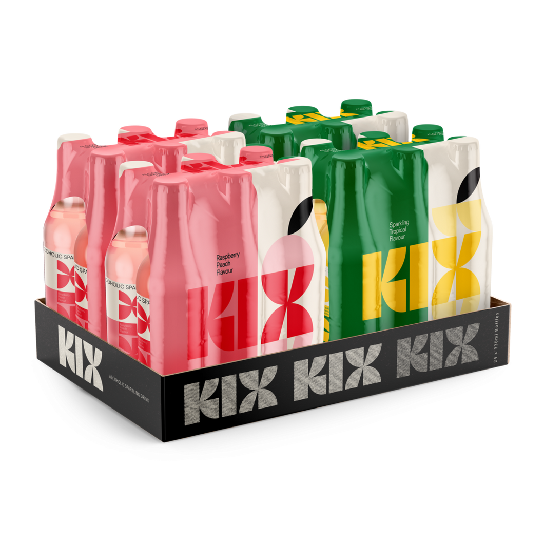 Mixed Kix Case | Tropical Spritzers and Rose Spritzers