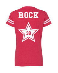 Ladies Rock Star Tee