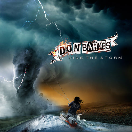Don Barnes - Ride The Storm CD