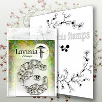 Lavinia Stamps -Berry Wreath - LAV568