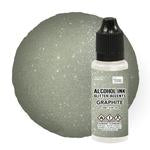 Graphite Glitter Alcohol Ink 12ml