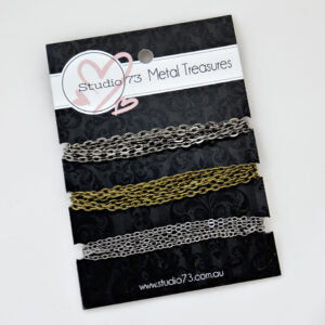 Studio 73 Metal Treasures - Chains