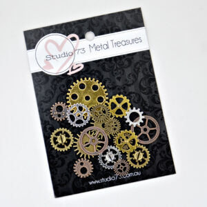 Studio 73 Metal Treasures - Youniquely Yours