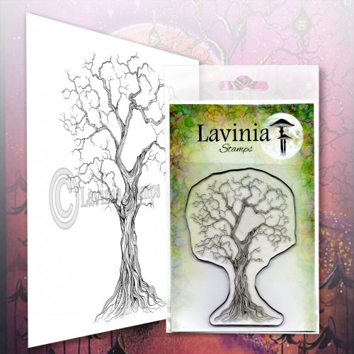 Lavinia Stamps - Tree of Wisdom - LAV609