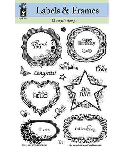 Labels & Frames