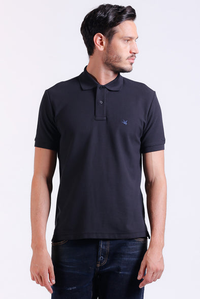 Polo Chevignon Basico color Black