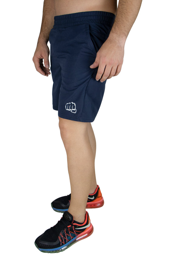 Pantaloneta Fist Gym Dark Navy