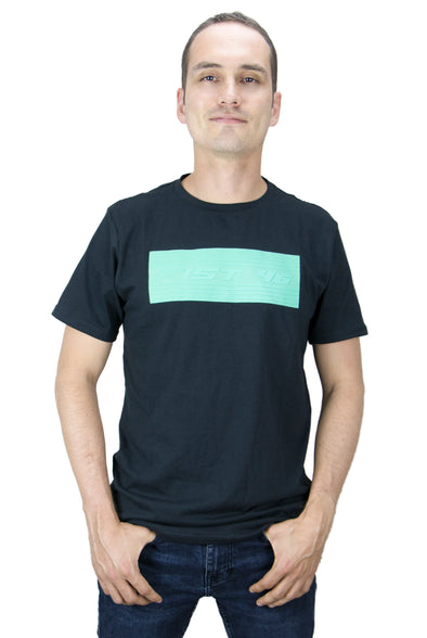 Camiseta Fist Block Agua