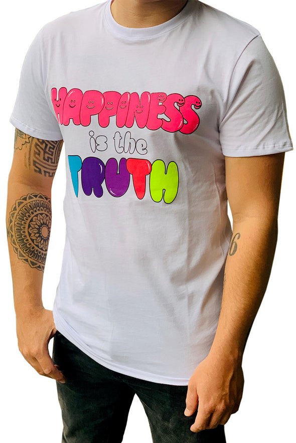 Camiseta Fist Happiness