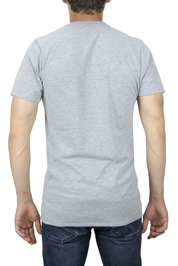 Camiseta Fist Logo Camo Heather Grey-