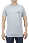 Camiseta Fist Logo Camo Heather Grey