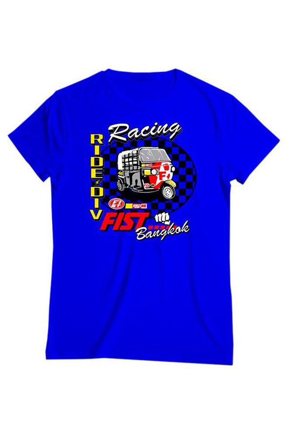 Camiseta Fist Racing Bangkok