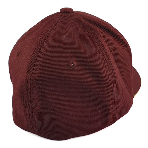 Gorra Fist Maroon Gold