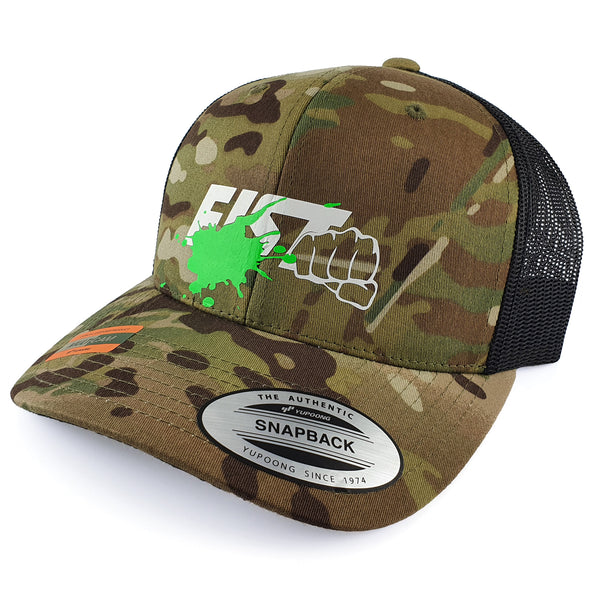 Gorra-Fist-Multicam-Splash
