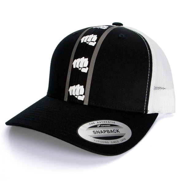Gorra Fist Trucker Multi Logo