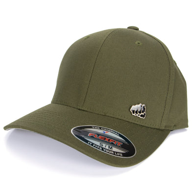 Gorra-Fist-Wooly-Olive